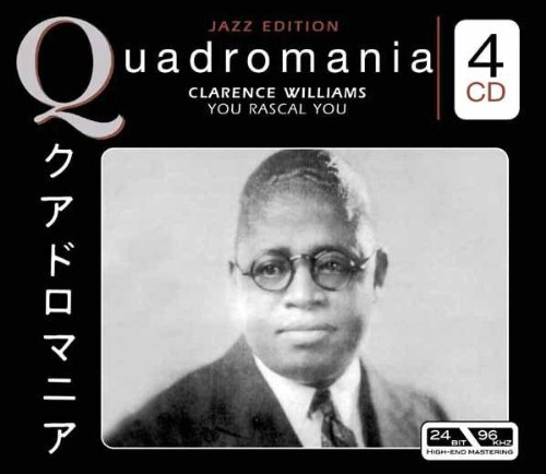 Quadromania by Clarence Williams