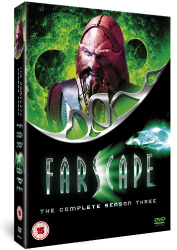 Farscape Season 3 [DVD]