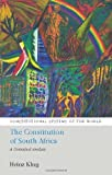 img - for The Constitution of South Africa: A Contextual Analysis (Constitutional Systems of the World) by Heinz Klug (2010-07-15) book / textbook / text book