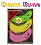 Gadget Bucket Yummy fresh Cute Banana Protector Guard Container Storage Case cover