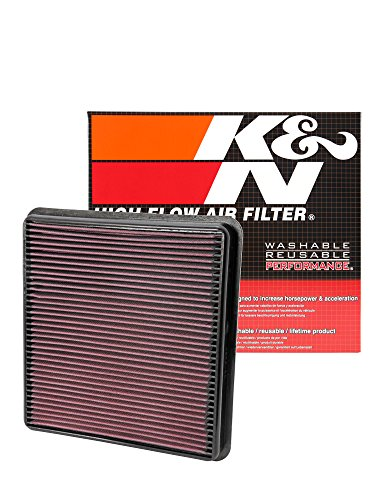 K&N 33-2387 High Performance Replacement Air Filter