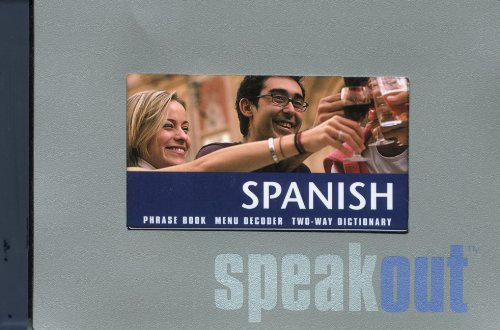 Spanish SpeakOut, Castilian (Speakout Guides (Where Travel))