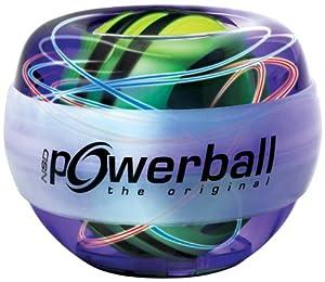 Kernpower Hand- und Armtrainer Powerball The Original Multi-light - mit patentiertem Autostart, blau bluepurple, 069