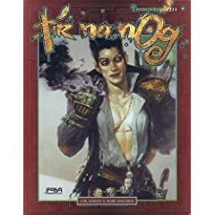 Tir Na Nog (Shadowrun 7211) by Carl Sargent and Mark Gascoigne