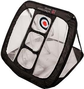 Longridge Filet d'entrainement golf carré Noir