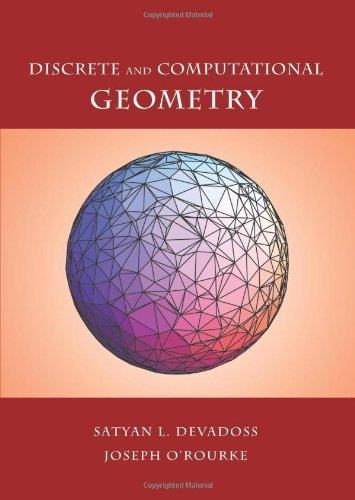 Discrete and Computational Geometry PDF