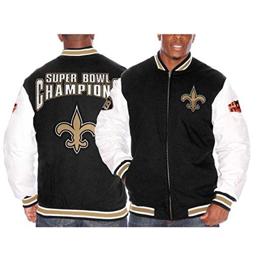 New Orleans Saints Super Bowl Jackets Price Compare