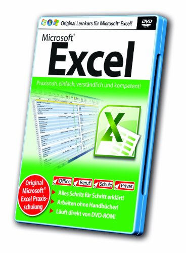 Microsoft Excel 2010 training software