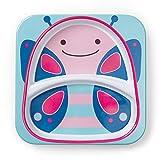 Skip Hop Ski-Zoo-Plate-Butter - Plato infantil, diseño de mariposa