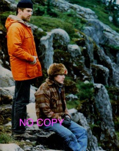 大きな写真「ディア・ハンター」デ・ニーロとウォーケン