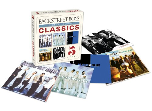 Backstreet Boys-Original Album Classics-5CD-(WEB)-2013-TMO Download