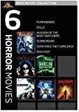 MGM Collection: 6 Horror Movies (Pumpkinhead / Dolls / Invasion of the Body Snatchers / Scarecrows / Sometimes They Come Back / Raw Meat)
