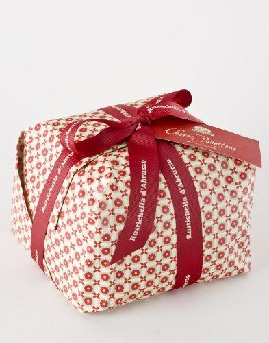 Rustichella D' Abruzzo Cherry Panettone 750 Gram Italian Christmas Cake