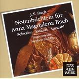 Notenbchlein Fr Anna Magdalena Bach
