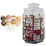 Charms Boutique Premium Lollipops Jar - 36 ct