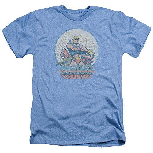 Masters Of The Universe He Man And Crew Mens Tee - S to XXL
