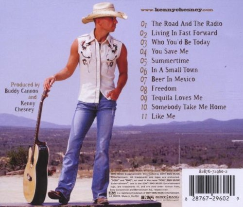 Kenny Chesney - Who You'd Be Today Lyrics Meaning