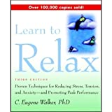 img - for Learn to Relax book / textbook / text book