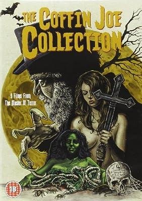 The Coffin Joe Collection ( Meia-Noite Levarei Sua Alma / Esta Noite Encarnarei no Teu Cadver / O Estranho Mundo de Z do Caixo / O Ritual dos Sdicos)[Region 2]