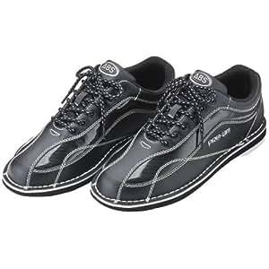 (ABS) ボウリングシューズ S-570 ブラック・ブラック/左右兼用 22.0cm 【ボーリング 靴】