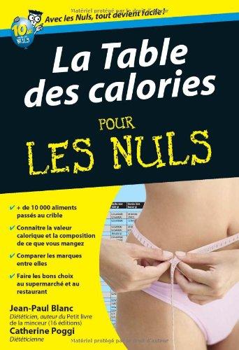 Table-des-calories-Poche-Pour-les-Nuls
