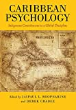 img - for Caribbean Psychology: Indigenous Contributions to a Global Discipline book / textbook / text book