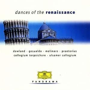 Panorama: Dances of the Renaissance