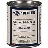 Ground Hide Glue, 1 Pound