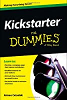 Kickstarter For Dummies Front Cover