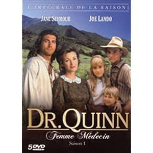 Docteur Quinn, Femme Médecin: L'intégrale de la saison 1 - Coffret 5 DVD