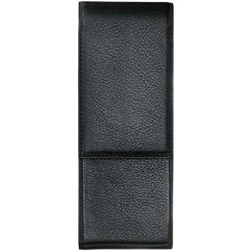 Lamy A202 Étui en cuir pour 3 stylos Noir