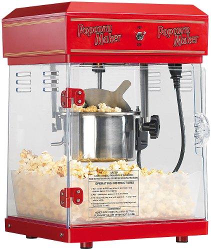 "Profi-Popcorn-Maschine ""Cinema"" mit Edelstahl-Topf"