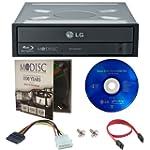 LG 16X Blu-ray M-Disc CD DVD Burner B...