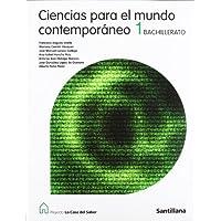 Proyecto La Casa del Saber, ciencias para el mundo contemporáneo, 1 Bachillerato