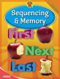 Sequencing & Memory (Brighter Child Workbooks)