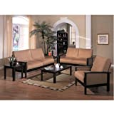 51idI%2BTLXPL. SL160  Meridia Microfiber Sofa Set by Acme  Furniture