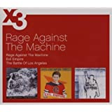 "Rage Against the Machine/Evil Empire/the Battle ofvon ""Rage Against The Machine"""