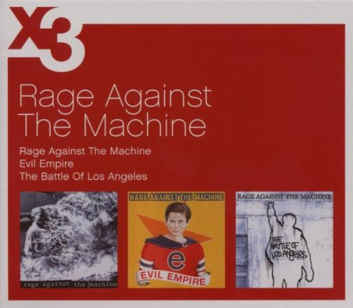 Rage Against the Machine/Evil Empire/the Battle of Los Angeles - Rage Against the Machine