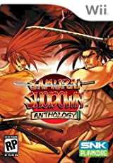 Samurai Shodown Anthology Nintendo Wii