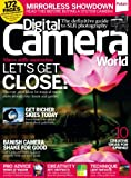 Digital Camera Magazine - Incls CD-Rom