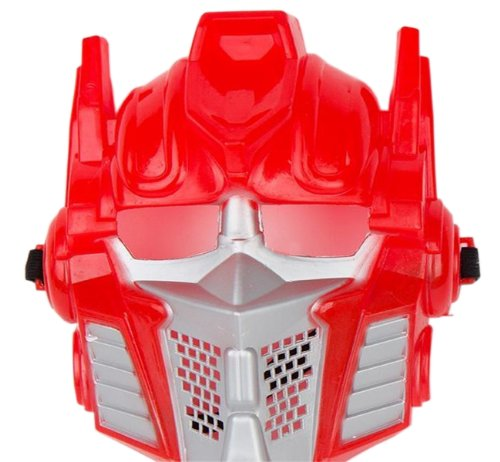Transformers mask,Children's mask, cartoon mask,hot sale cosplay supplies,RED