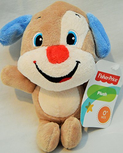 Fisher-Price Puppy Bean Bag Plush - 1