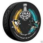 SAN JOSE SHARKS PITTSBURGH PENGUINS 2...