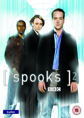 Spooks : Complete BBC Series 2 [2002] [DVD] by Megan Dodds