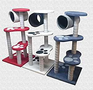 All Cat Trees C409565 besides 45600 also B017zg9d9k besides 470065 besides Large Odor Free Cat Litter Box Cabi  Bathroom. on cat scratching pads for large cats