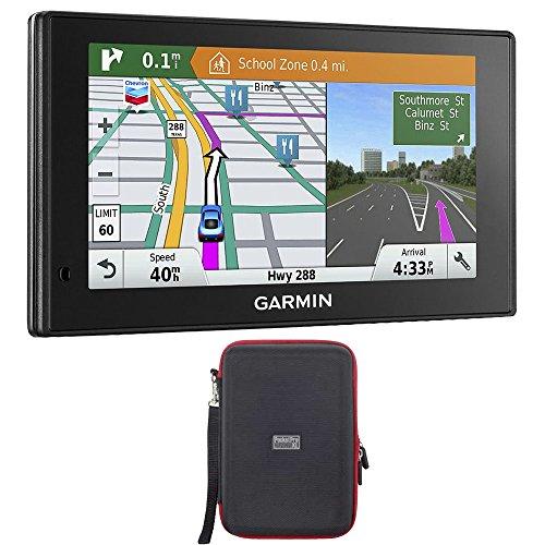 Garmin 010-01540-01 DriveSmart 60LMT GPS Navigator with GPS Bundle (Traffic Condit compare prices)
