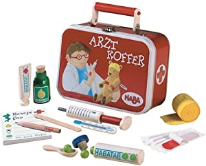 HABA Doctor's Medical Kit