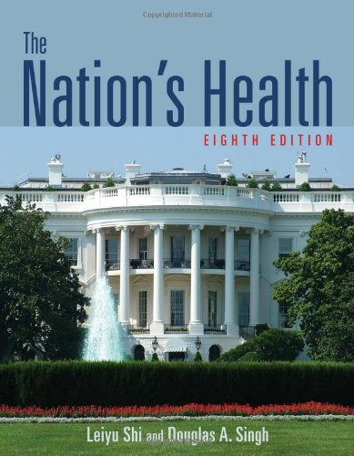 The Nation's Health (Nation's Health (PT of J&b Ser...