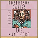 The Manticore: The Deptford Trilogy, Book 2 (       UNABRIDGED) by Robertson Davies Narrated by Marc Vietor