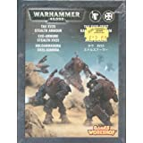 Games Workshop - 99120113008 - Warhammer 40.000 - Figurine - Exo-Armures Xv25 Tau